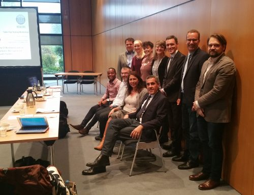 RESILENS Table-top Workshop in Koln, 25th October, 2016