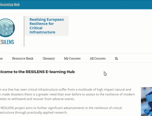 RESILENS Glossary Overview