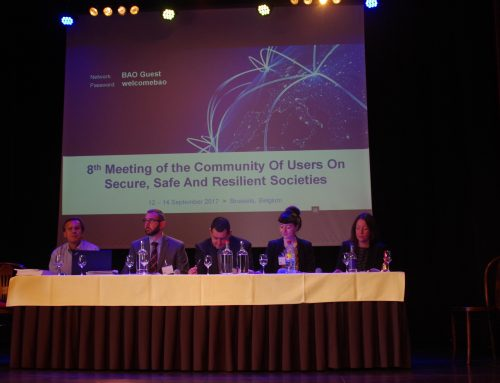 8th Meeting of the Community of Users on Secure, Safe and Resilient Societies