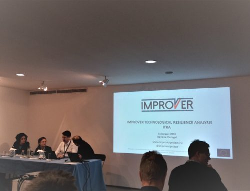 RESILENS presented by EDP Distribuição on IMPROVER Pilot Implementation Workshop