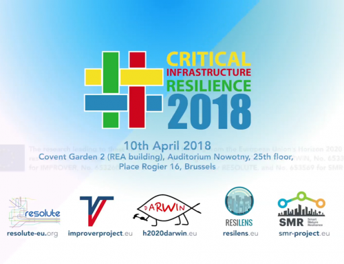 RESILIENCE Conference Highlights – 18 June 2018
